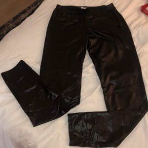 NWT size large wet seal leggings